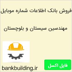 لیست اعضای نظام مهندسی سیستان و بلوچستان